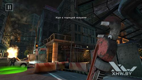 Игра Dead Trigger 2 на BQ Strike Selfie