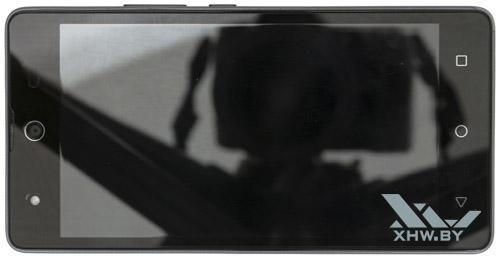 BQ Strike Selfie BQS-5050. Вид сверху