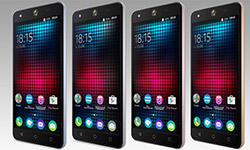 Бюджетный смартфон для селфи - BQ Strike Selfie