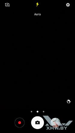 Интерфейс камеры Galaxy A5 (2017)
