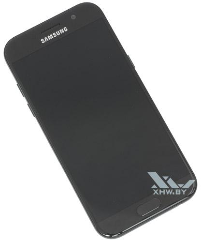 Общий вид Samsung Galaxy A5 (2017)
