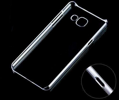Пластиковый чехол для Samsung Galaxy A7 (2017)