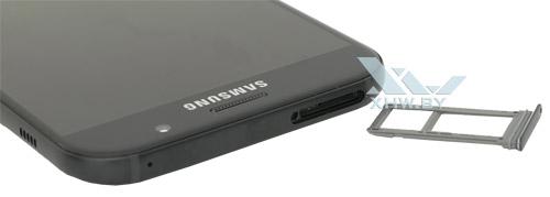Лоток Samsung Galaxy A7 (2017)