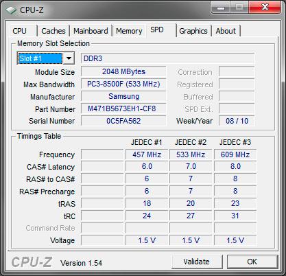 Оперативная память ноутбука Fujitsu LIFEBOOK NH570