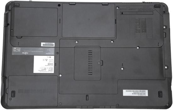 Днище Fujitsu LIFEBOOK NH570