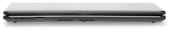 Передняя грань Fujitsu LIFEBOOK NH570