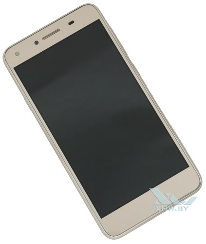 Huawei Y6 II Compact. Общий вид