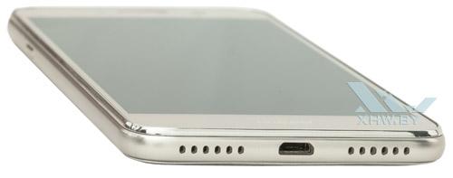 Нижний торец Huawei Y6 II Compact