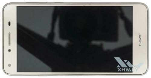 Huawei Y6 II Compact. Вид сверху