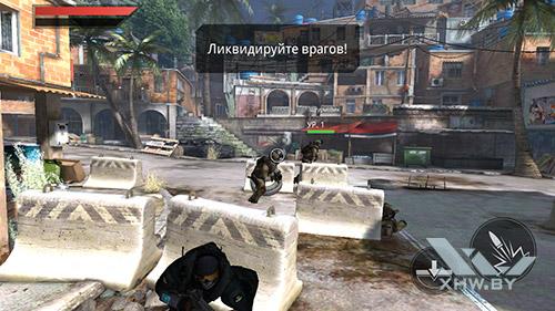 Игра Frontline Commando 2 на Huawei Y6 II Compact