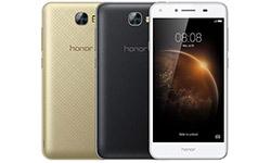 Недорогой телефон с передней вспышкой - Huawei Y6 II Compact