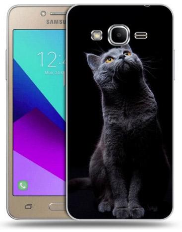 Дизайнерский пластиковый чехол для Samsung Galaxy J2 Prime