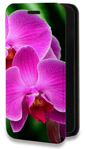 Дизайнерский горизонтальный чехол-книжка для Samsung Galaxy J2 Prime
