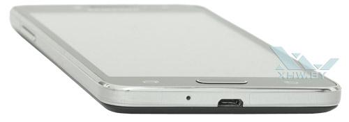 Нижний торец Samsung Galaxy J2 Prime