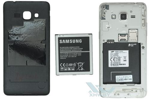 Внутри Samsung Galaxy J2 Prime