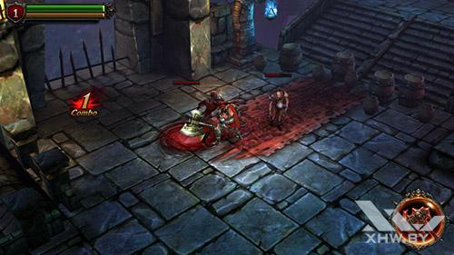 Игра Eternity Warriors 2 на Samsung Galaxy J2 Prime
