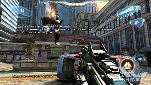 Игра N.O.V.A. 3 на Samsung Galaxy J2 Prime