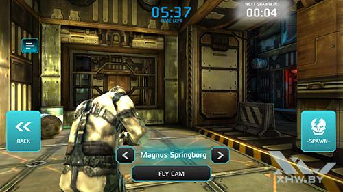 Игра Shadowgun: Dead Zone на Samsung Galaxy J2 Prime