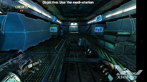 Игра Dead Effect на Senseit R450
