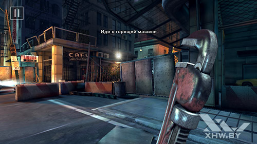Игра Dead Trigger 2 на Senseit R450