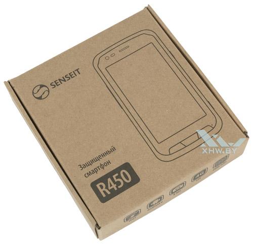 Коробка Senseit R450