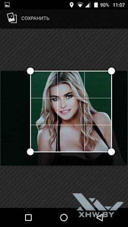 Установка фото на контакт в Senseit R450. Рис. 5