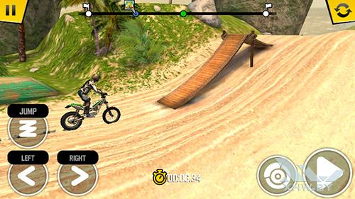 Игра Trial Xtreme 4 на Senseit R450