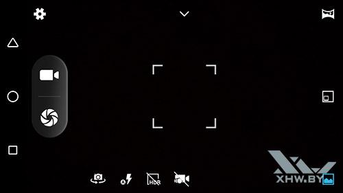 Интерфейс камеры Senseit E510