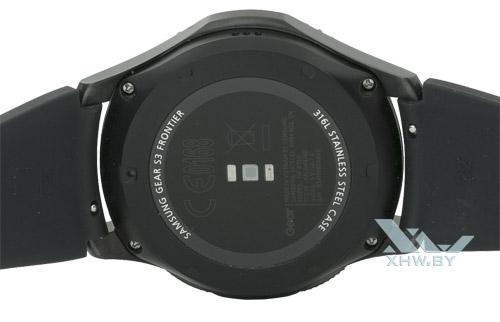Задняя крышка Samsung Gear S3 Frontier