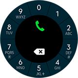 Контакты и телефон на Gear S3. Рис 5