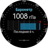 Альтиметр на Gear S3. Рис 2