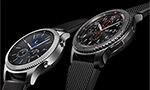 Умные часы с GPS-навигатором - Samsung Gear S3