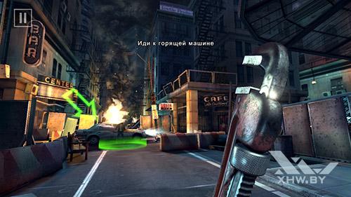 Игра Dead Trigger 2 на Samsung Galaxy J5 Prime