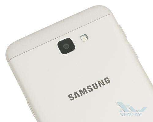 Камера Samsung Galaxy J5 Prime