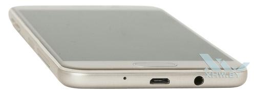 Нижний торец Samsung Galaxy J5 Prime