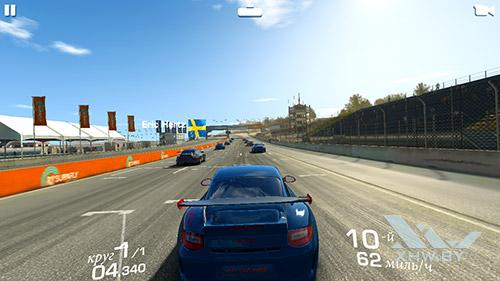 Игра Real Racing 3 на Samsung Galaxy J5 Prime