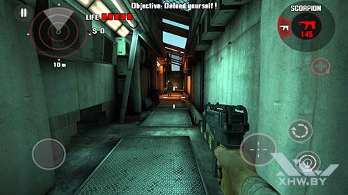 Игра Dead Trigger на Huawei Mate 9