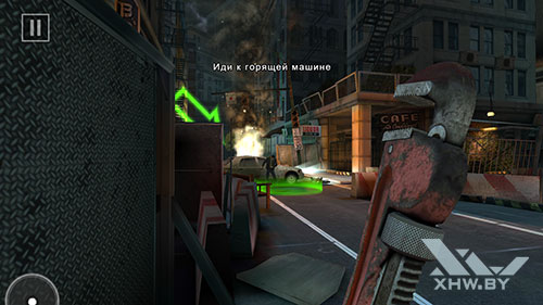 Игра Dead Trigger 2 на Huawei Mate 9