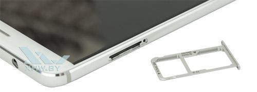 Отсек для SIM-карт на Huawei Mate 9