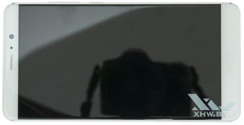 Huawei Mate 9. Вид сверху