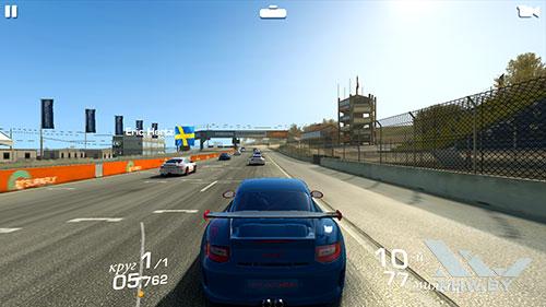Игра Real Racing 3 на Huawei Mate 9