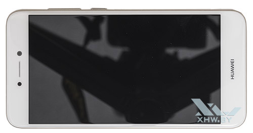Huawei P8 Lite (2017). Вид сверху