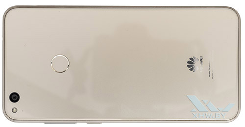 Huawei P8 Lite (2017) вид сзади