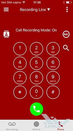 Call Recorder - Record Voice Phone Calls Free — записывает звонки, но не бесплатно. Рис 2