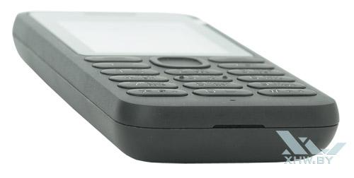 Здесь открывается крышка Nokia 130 Dual SIM