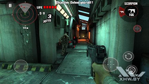Игра Dead Trigger на Xiaomi Redmi 3S