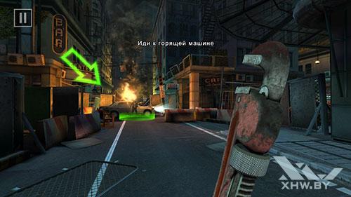Игра Dead Trigger 2 на Xiaomi Redmi 3S