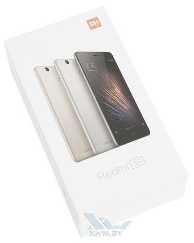 Коробка Xiaomi Redmi 3S