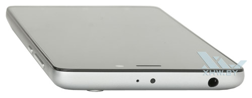 Верхний торец Xiaomi Redmi 3S