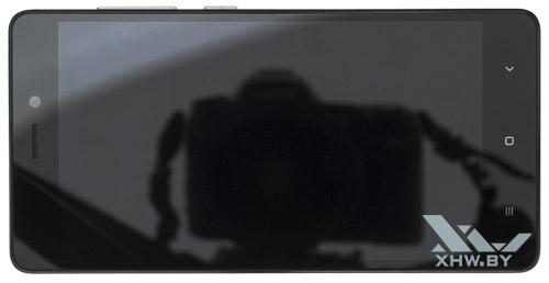 Xiaomi Redmi 3S. Вид сверху
